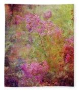 Crepe Garden 1776 Idp_2 Fleece Blanket