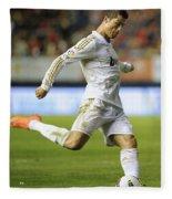 Cristiano Ronaldo 2 Fleece Blanket