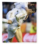 Cristiano Ronaldo 5 Fleece Blanket