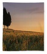 Croce Di Prata Fleece Blanket