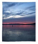 Croton Sky Fleece Blanket