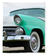 Crown Victoria Fleece Blanket