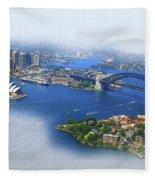 Cruise Sydney Fleece Blanket