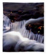 Crystal Falls Fleece Blanket