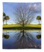 Crystal Waters Fleece Blanket
