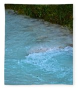 Crystal Waters Fleece Blanket
