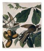 Cuckoo Fleece Blanket