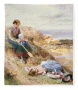 Cullercoats Fleece Blanket