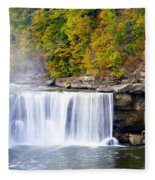 Cumberland Falls Fleece Blanket