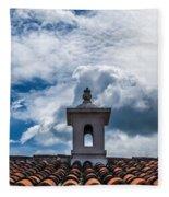Cupula Antigua Guatemala 1 Fleece Blanket