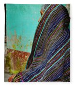 Curandera Fleece Blanket