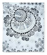 Curly Fleece Blanket