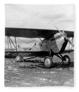 Curtiss P-1 Hawk,1925 Fleece Blanket