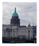 Custom House Fleece Blanket