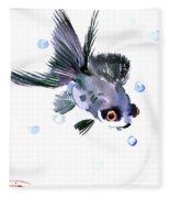 Cute Fish Fleece Blanket