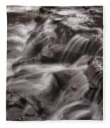 Cuyahoga Cascades Fleece Blanket