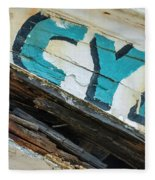 Cya Brookingss Harbor 0121 Fleece Blanket