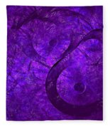 Cyllene-2 Fleece Blanket