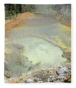 D09146 Sulpher Cauldron Area 2 Fleece Blanket