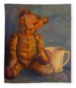 Dad's Teddy Fleece Blanket