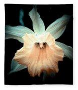 Daffodil #19 Fleece Blanket