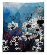 Daisies 59060 Fleece Blanket
