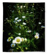 Daisy And Friends Fleece Blanket