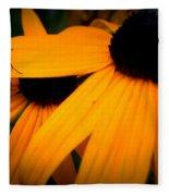 Daisy Bug Fleece Blanket
