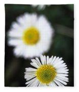 Daisys Fleece Blanket