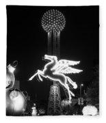 Dallas Pegasus Reunion 121517 Fleece Blanket