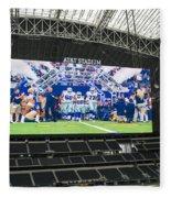 Dallas Cowboys Take The Field Fleece Blanket