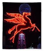 Dallas Pegasus V1 121417 Fleece Blanket