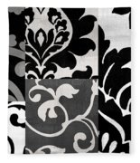 Damask Defined II Fleece Blanket