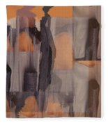 Dance Troupe No 1 Fleece Blanket