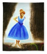 Dancer Fleece Blanket