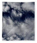 Dancing Clouds Fleece Blanket