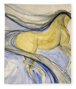 Dancing Dream Fleece Blanket