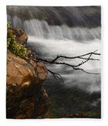 Dancing Waters 3 Fleece Blanket