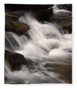 Dancing Waters 4 Fleece Blanket