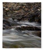 Dancing Waters 5 Fleece Blanket