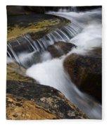 Dancing Waters 6 Fleece Blanket