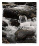 Dancing Waters 7 Fleece Blanket