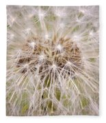 Dandelion Fireworks Fleece Blanket
