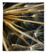 Dandelion Forty Three Fleece Blanket
