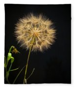 Dandelion Thirty Nine Fleece Blanket