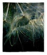 Dandelion Thirty Two Fleece Blanket