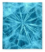 Dandelion Twenty Seven Fleece Blanket