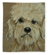 Dandie Fleece Blanket