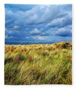 Danish Landscape Fleece Blanket