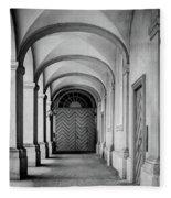 Danish Vault Fleece Blanket